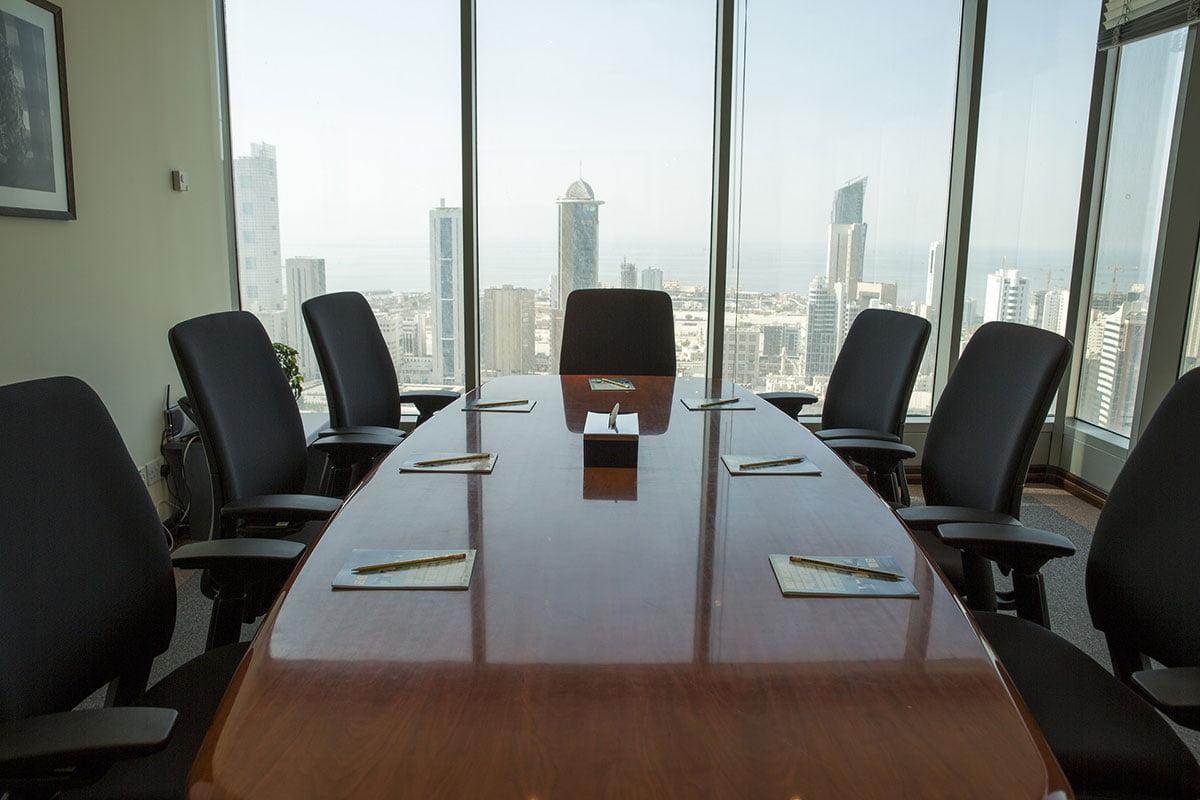 Meeting room in Kuwait City