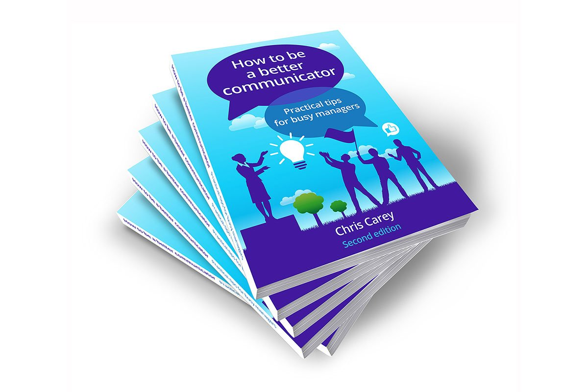 How to be a better Communicator books