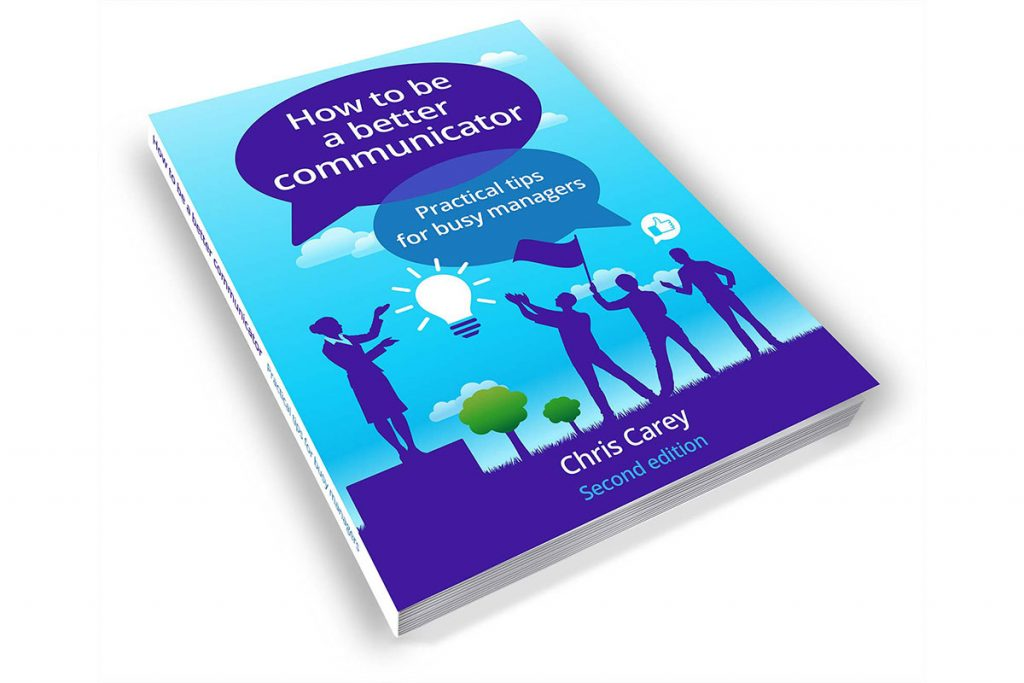 Axiom Communications book How to be a Better Communicator