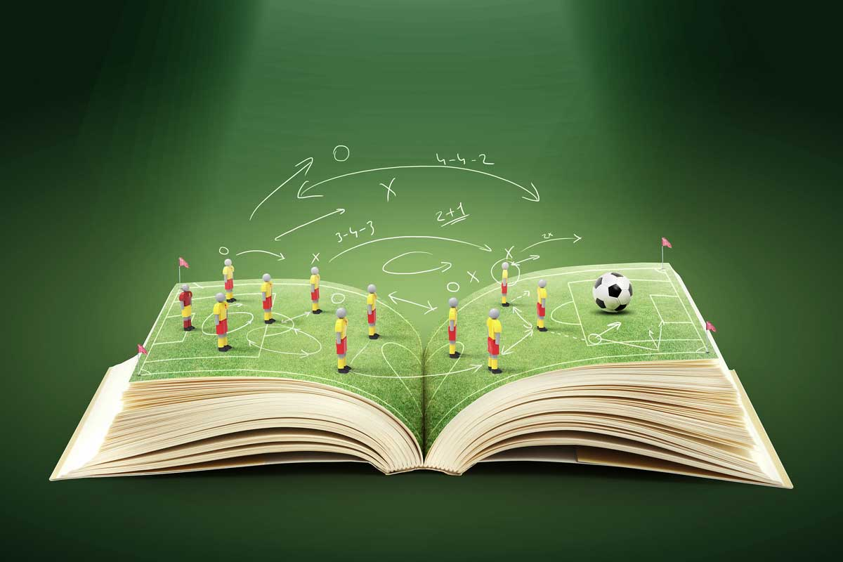 Football Pitch Book | Axiom Communications