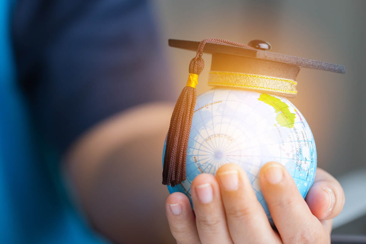 Globe In Hand | Axiom Communications